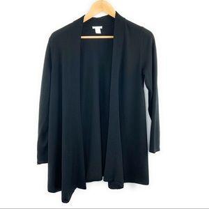 JJill Open Front Cardigan Sweater